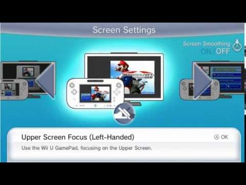 Nintendo 64 & DS Virtual Console Demonstration