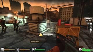 a6 5400k gaming   left 4 dead