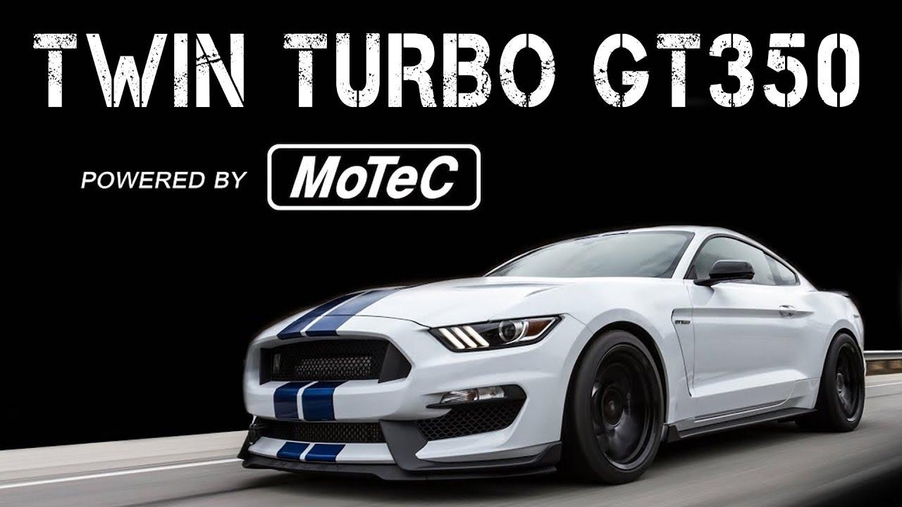 Shelby GT350 MoTeC M150 ECU Package - FatFab Twin Turbo
