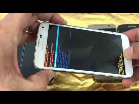 All Samsung Galaxy Phones: Forgot Password / Swipe Code