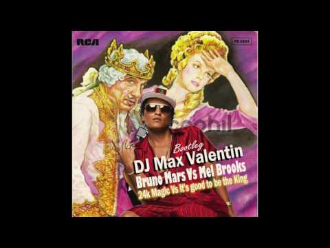 Bruno Mars Vs Mel Brooks by Dj Max Valentin Bootleg