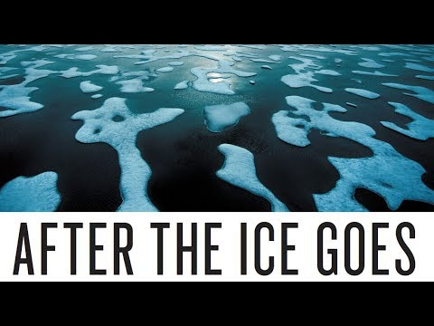 Professor Paul H Beckwith: No sea ice in winter by 2030