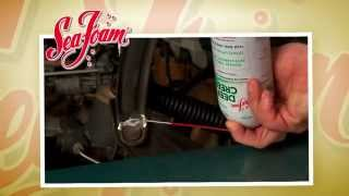 Uses for Sea Foam Deep Creep lubricant - Two Guys Garage