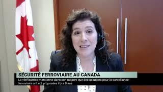 Rapport de la vérificatrice générale du Canada