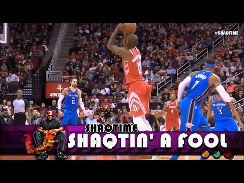 Shaqtin' A Fool: Three-Point Shots Edition