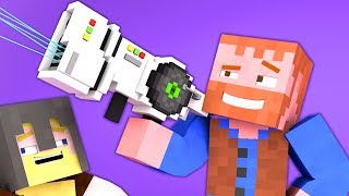Dubstep Gun [Minecraft Animation] ★ Dumb & Dumber Shorts