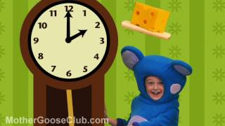 Hickory Dickory Dock - Mother Goose Club Rhymes for Children