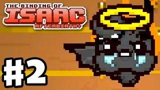 The Binding of Isaac: Afterbirth+ - Gameplay Walkthrough Part 2 - Azazel Greedier Attempts (PC)