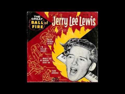 Jerry Lee Lewis - Mean Woman Blues - Original Sun Vinyl!