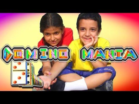 Domino mania - the complete movie