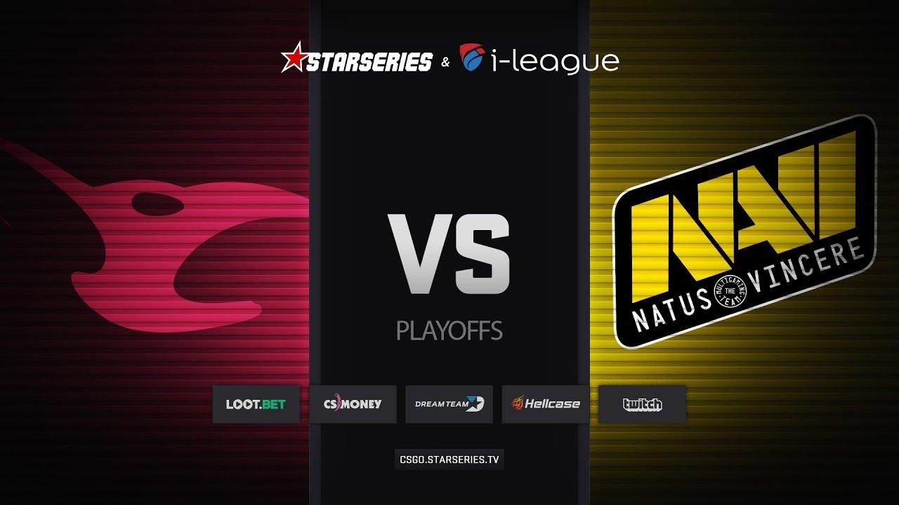 mousesports vs Natus Vincere, map 1 inferno, StarSeries i-League Season 5 Finals