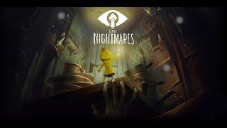 "Little Nightmares - Секретная Ачивка ""Поварёнок"""