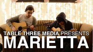 Tucked Into Old Joe (Acoustic) - Marietta | Table Three Media
