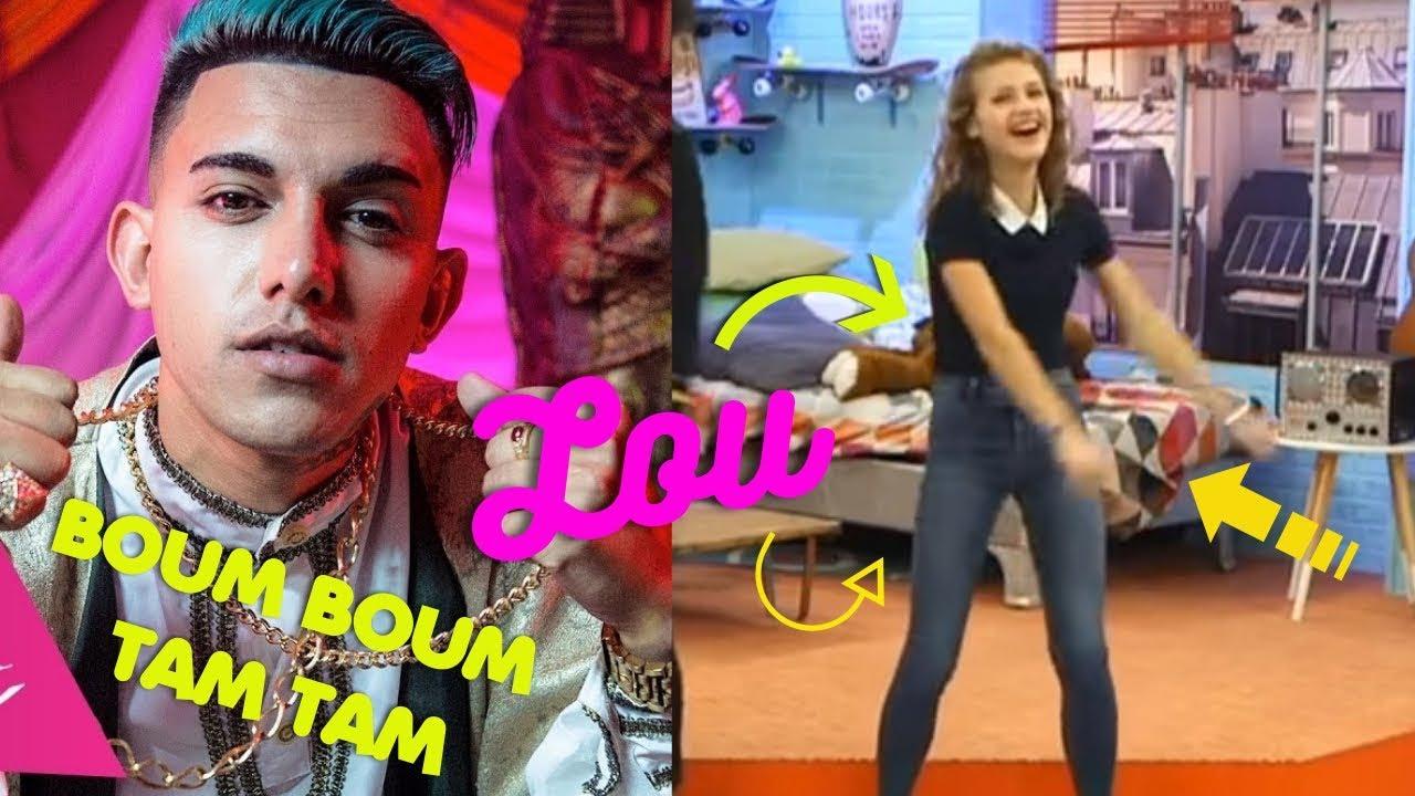 Lou danse bum bum tam tam youtube for Dans boum boum tam tam