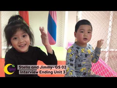 Stella and Jimmy- GS02- Ending Unit 03 Interview