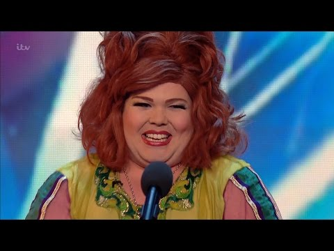Ruby Murry - Britain's Got Talent 2016 Audition week 3