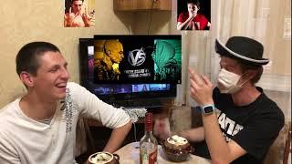 Реакция Патриота на новый клип Николая Соболева!!!