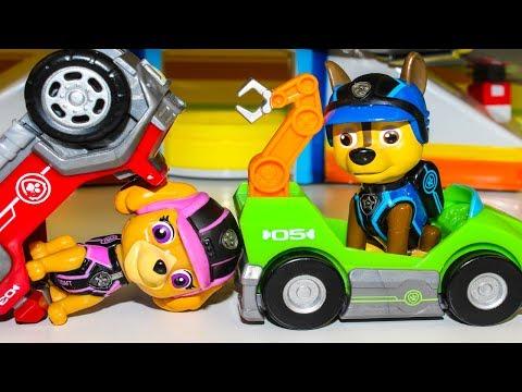Щенячий патруль игрушки мультфильм смотреть онлайн бесплатно