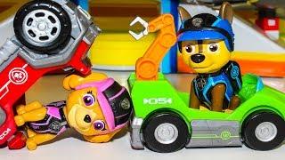 Мультик Щенячий патруль все серии Мультики про игрушки Развивающие видео для детей Paw Patrol
