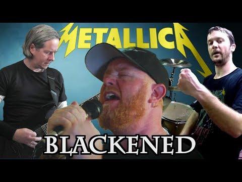 Metallica - blackened - full cover