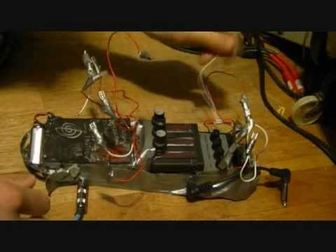 circuit bent dod compressor and rocktek flanger youtube rh youtube com