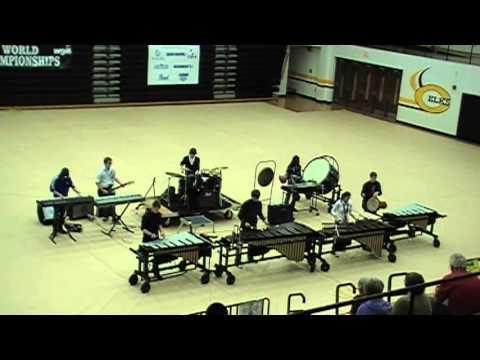 Alton High School Winter Percussion 2013