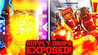 Supply Drops EXPOSED- Patent Reveals Activison Uses SBMM To Make Players BUY MORE Microtransactions!