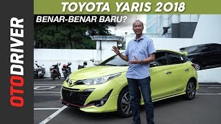 Toyota Yaris 2018 | First Impression Indonesia | OtoDriver