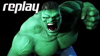 Replay - The Incredible Hulk: Ultimate Destruction
