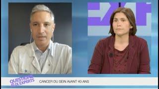 Le cancer du sein avant 40 ans