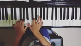 Geraldine Yao: playing 'Adieu' by Hywel Davies :)