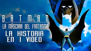 Batman La Máscara del Fantasma: La Historia en 1 Video