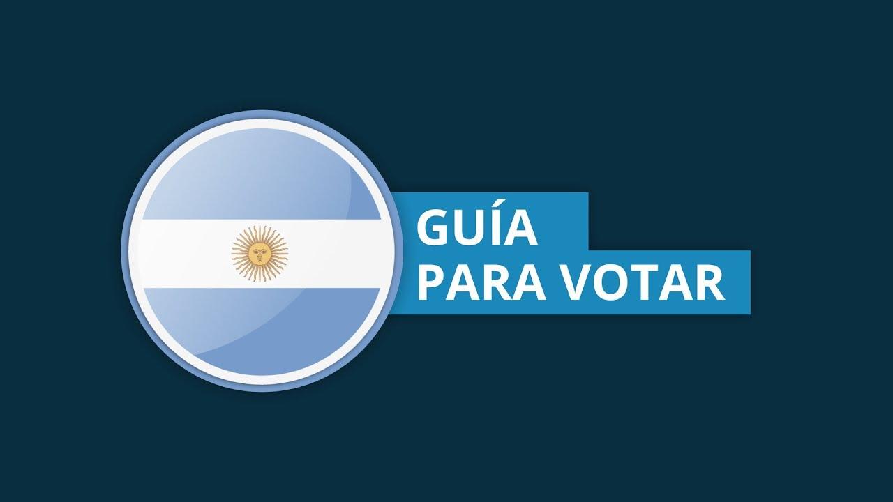 Dónde Voto En Las Paso El Padrón Electoral 2019