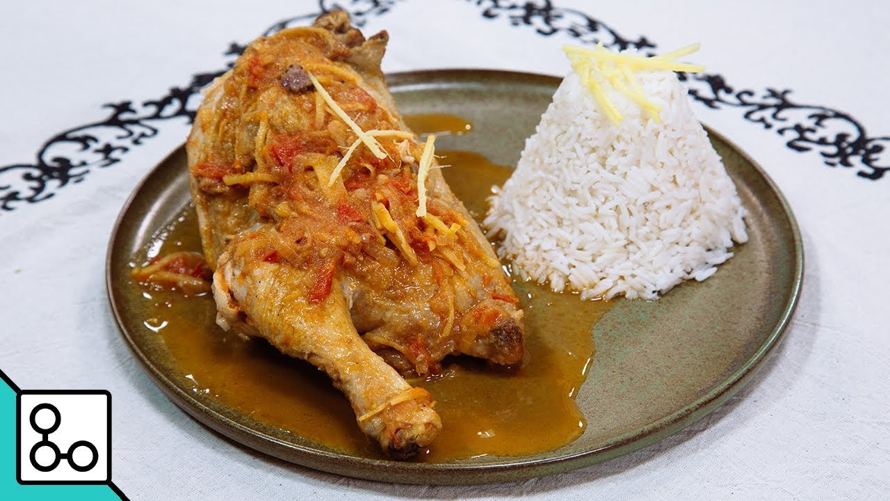 Poulet au gingembre - Youcook
