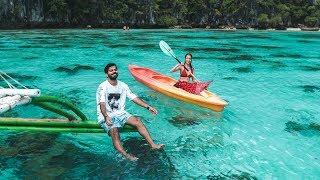 شهر العسل في مالديف الفلبين 🏝