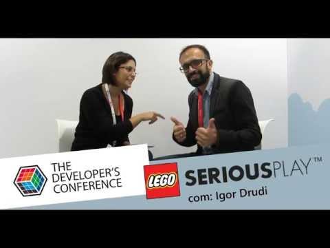 LEGO SERIOUS PLAY com Igor Drudi