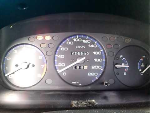 Honda Civic EK3 - DTC + ABS