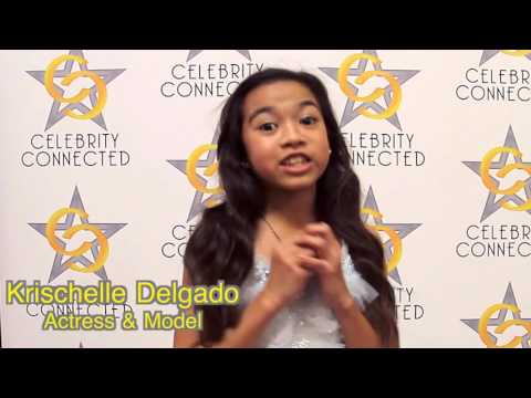 Celebrity Connected Interview with Krischelle Delgado