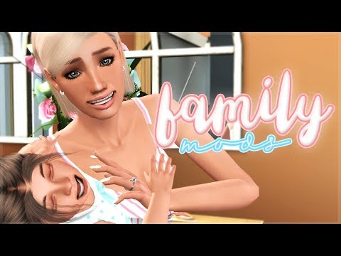 MY MUST HAVE FAMILY MODS 😲 // The Sims 3