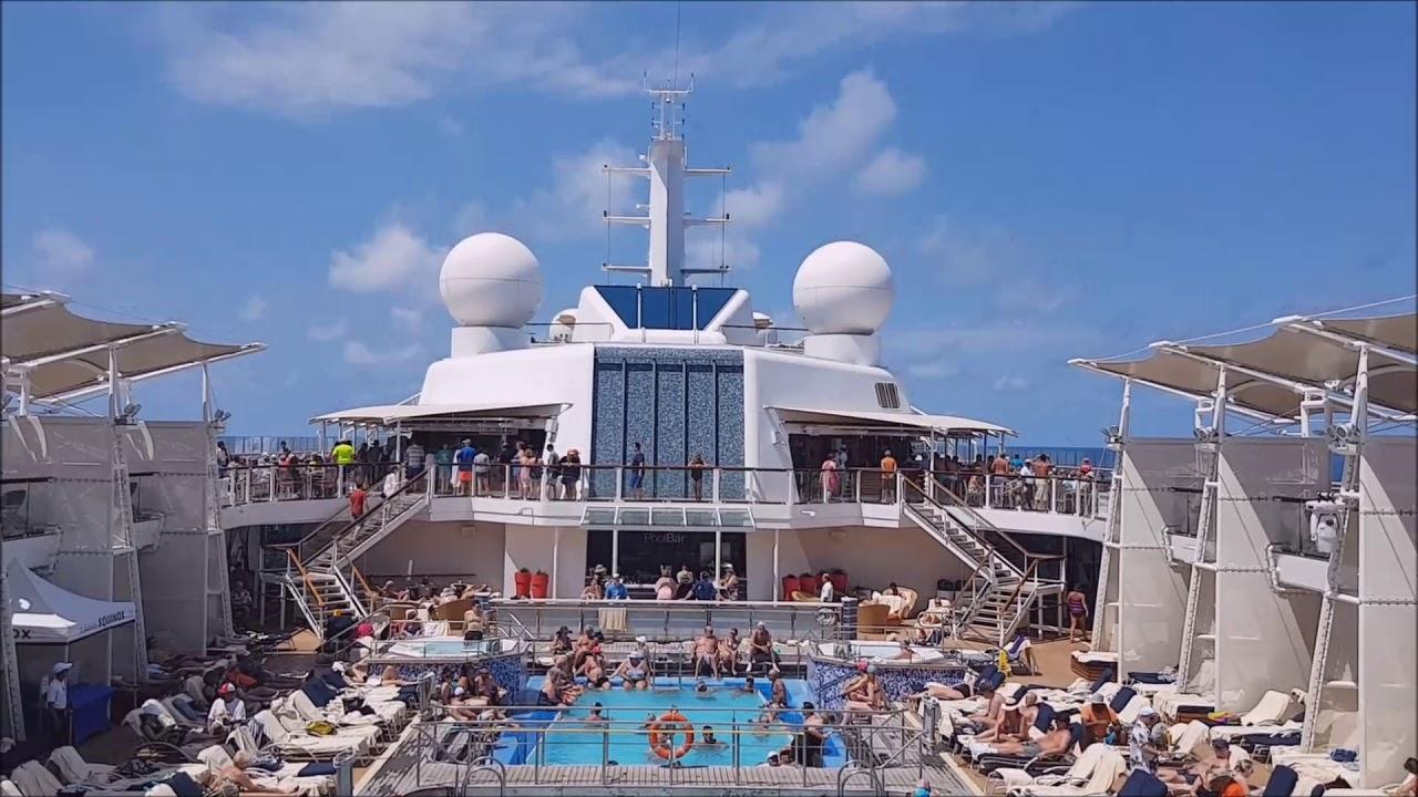 Celebrity Equinox 2018 Caribbean Cruise In 15 Minutes