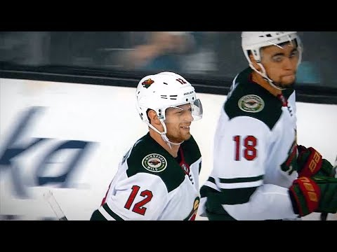 Look back through Eric Staal's career as he reaches 400 goals!