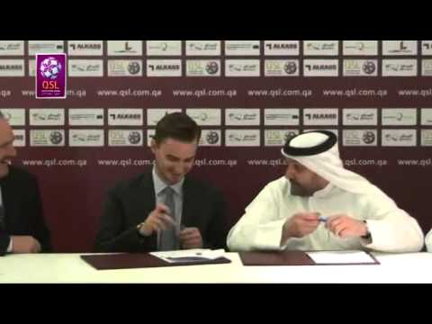 The Look Company kicks off an exclusive branding deal with Qatar Stars League 2012 - 2013