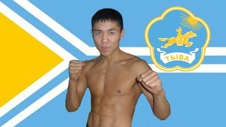 Эчис Сарыглар - Чемпион Европы - 2014 по кикбоксингу