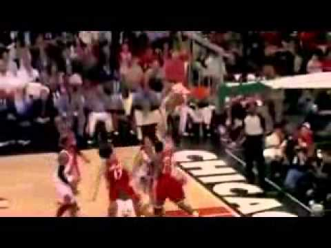 Joakim Noah and Luol Deng mix feat. Derrick Rose
