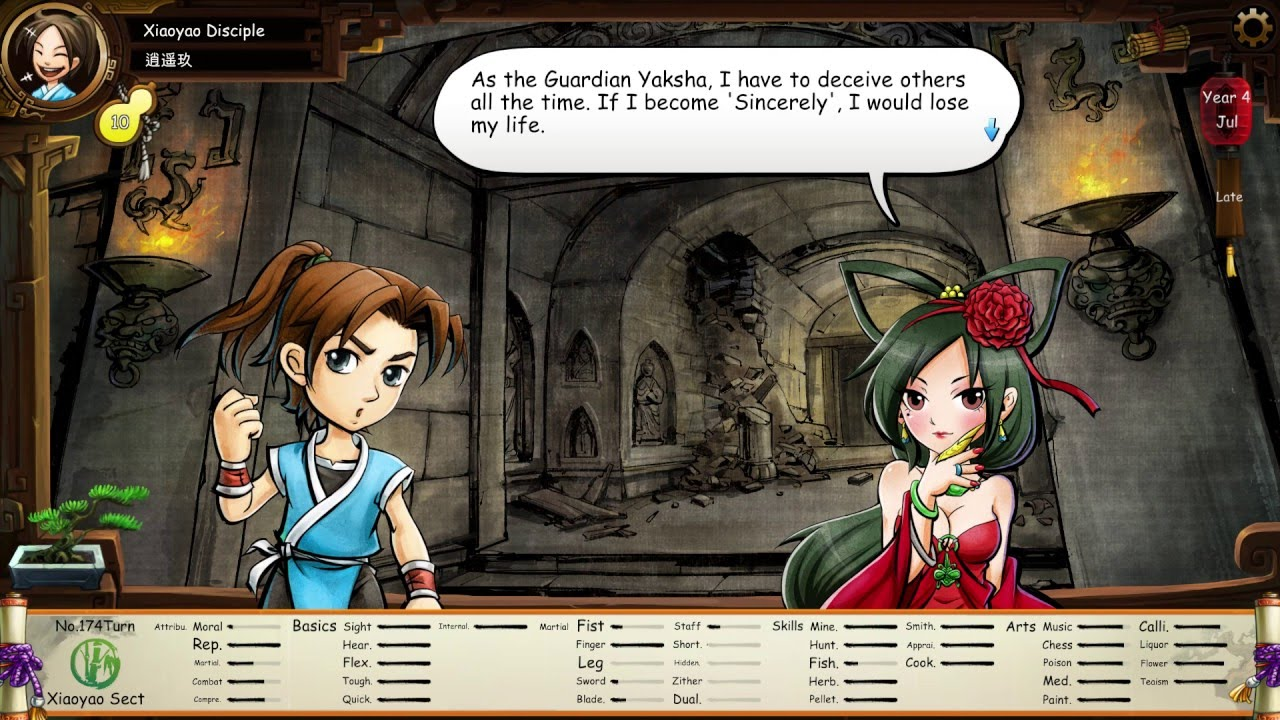 Download Tale of Wuxia  -  How to Get Yaksha Full Story