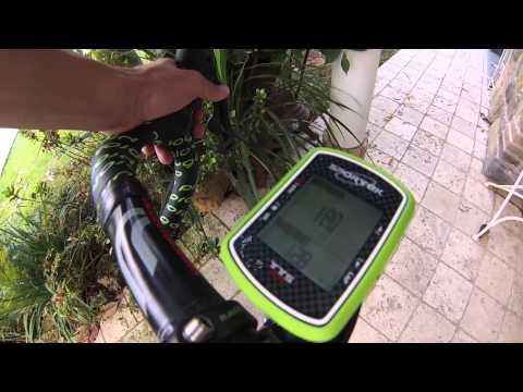 Ciclocomputer Sportek TTS GPS Con Misuratore Di Potenza Power2max