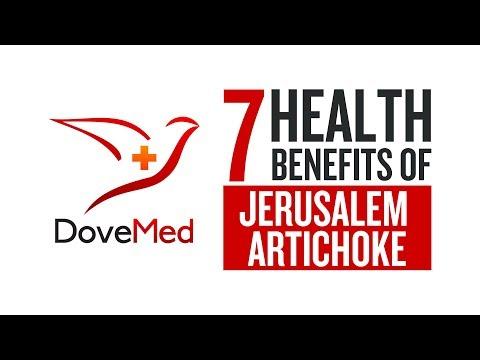 7 Health Benefits Of Jerusalem Artichoke
