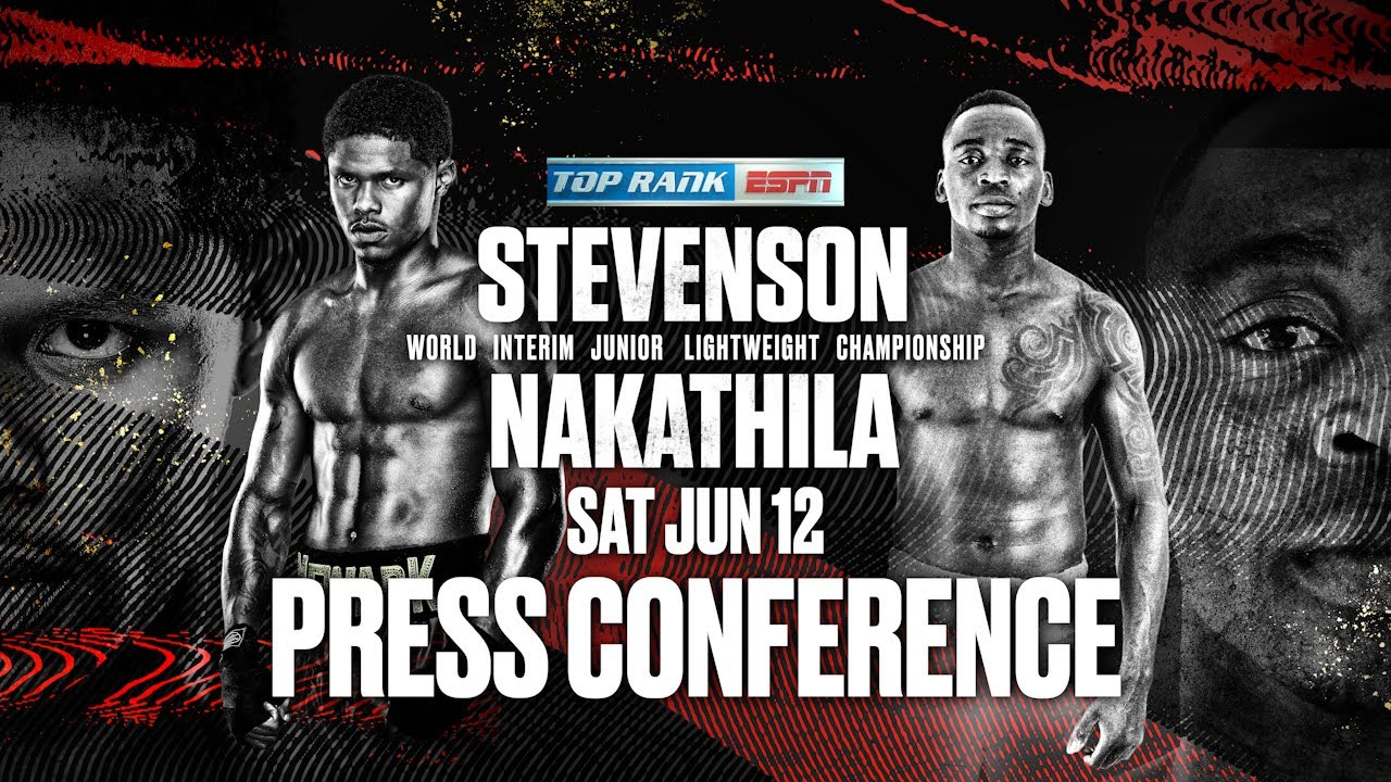 Stevenson Nakathila Press Conference