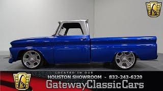 1964 Chevrolet C10 Gateway Classic Cars #840 Houston Showroom
