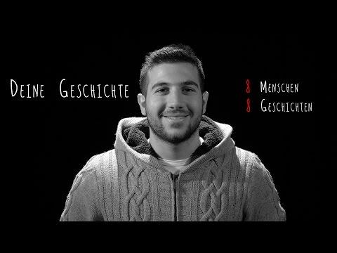 Deine Geschichte | 8 Menschen - 8 Geschichten | #YTrespekt | CAMGAROO AWARD 2016 DOKUMENTATION from YouTube · Duration:  2 minutes 32 seconds